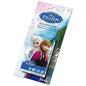 Fournier Card Games Disney Frozen (Toys , Boardgames , Cards)