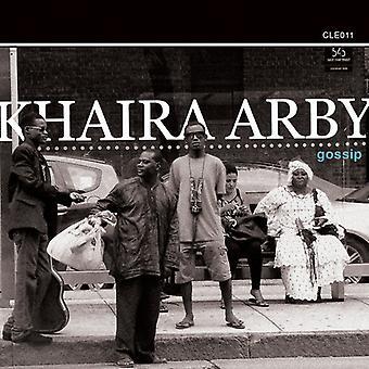 Khaira Arby - sladder [CD] USA importerer