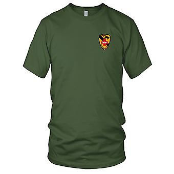US Army - 15th Med Battalion 1st Cavalry Division Army Aviation Air Ambulance Embroidered Patch - Kids T Shirt