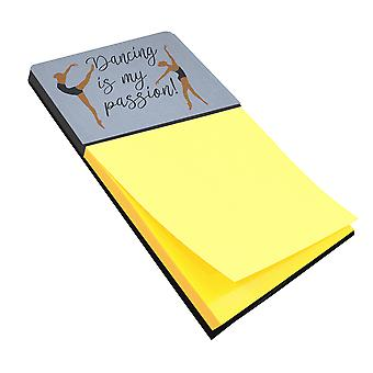 Carolines Treasures  BB5381SN Dancing is My Passion Sticky Note Holder