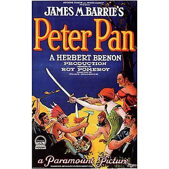 Peter Pan Movie Poster (11 x 17)