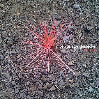 Moebius / Story / Leidecker - Familiar [CD] USA import