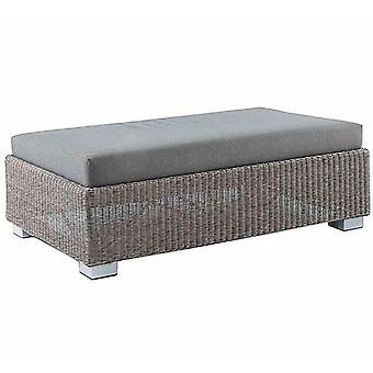 Alexander Rose Monte Carlo Ottoman with Cushion
