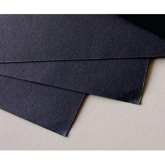 SALE - Black A4 Card Sheets for Crafts - 100 Pack | Coloured Card for Crafts