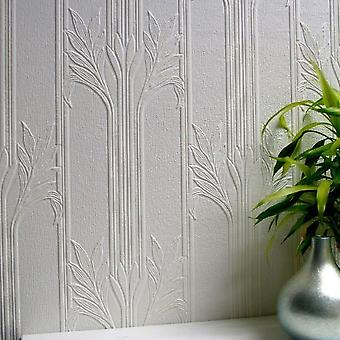 Paintable Wallpaper Textured Luxury Vinyl Wildacre Walls & Ceilings By Anaglypta