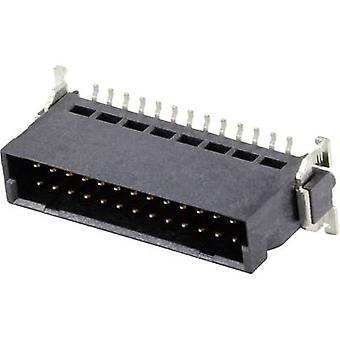SMC multipole connector 63210 Total number of pins 50 No. of rows 2