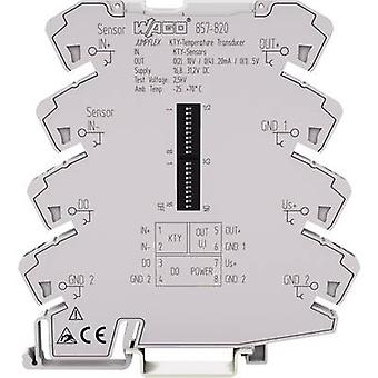 WAGO 857-820 KTY Measuring Transducer Content: 1 pc(s)