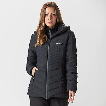 New Technicals Women's Chill Down Winter Walking Jacket Black