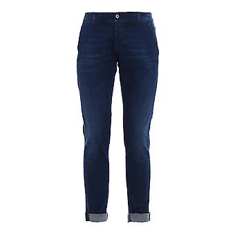 Dondup mens UP439DS170US36B800 Blau cotton of jeans