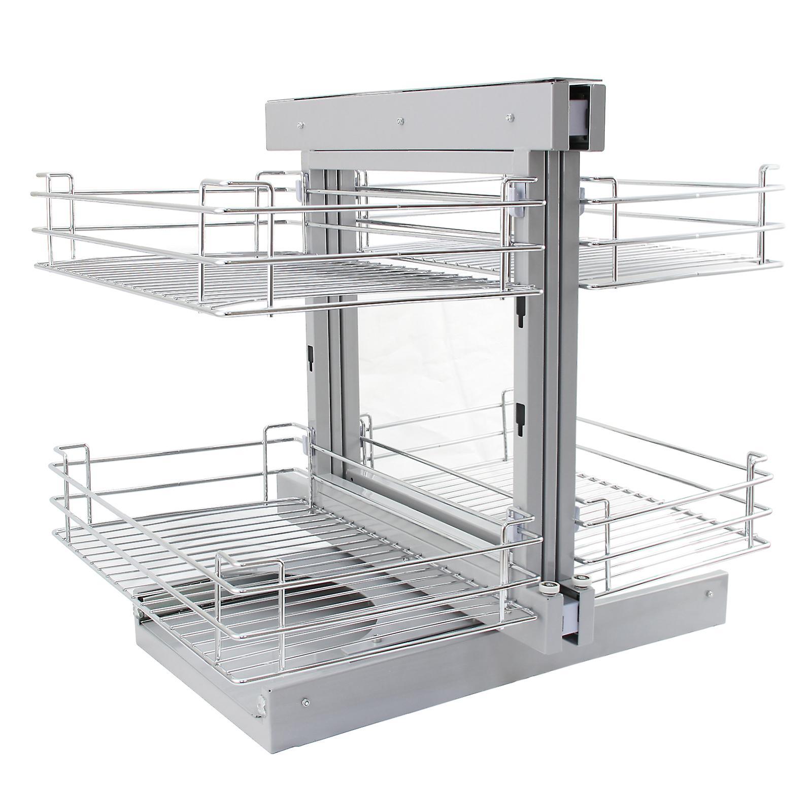 KuKoo Magic Corner herausziehen Küche Schrank Schubladen - links/rechts