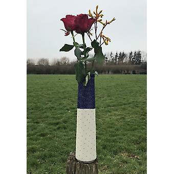Vase, 33-34 cm high, unique 18, ceramic crockery cheap - BSN 15147
