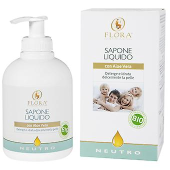 Flora Jabón liquido Neutro 250 ml (Hygiene and health , Shower and bath gel , Hand soap)