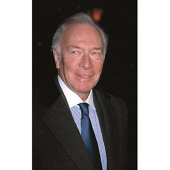 Christopher Plummer am National Board Of Review Ny 1142003 von Cj Contino Berühmtheit