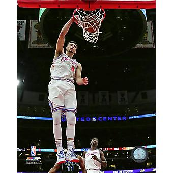 Zach LaVine 2017-18 Action Photo Print