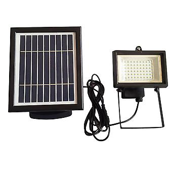 Solar Powered 54 x LED Flood Light