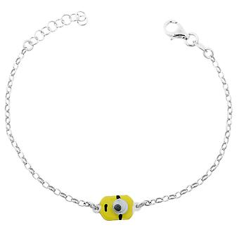 Orphelia Silver 925 Kids ZA-7135/1 Minion armband