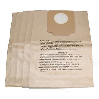 Krups 932 dammsugare papperspåsar