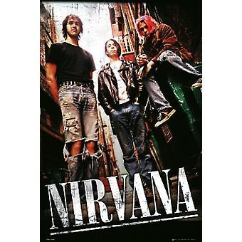 Nirvana aleja Poster Print (24 X 36)