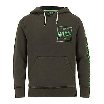 Animal Black Riverz Kids Hoody