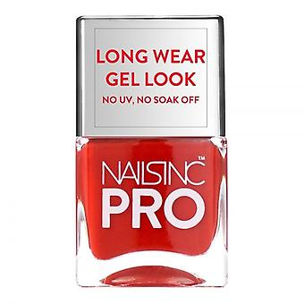 Nails Inc Pro Gel efecto polaco - West End