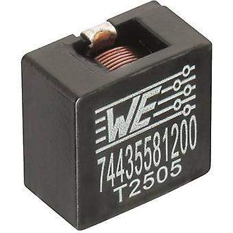 Würth Elektronik WE-HCI 74435581200 Inductor SMD 2212 12 µH 19 A 1 pc(s)
