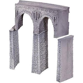 H0 Stone viaduct 1-rail Universal (W x H) 44 mm x 245 mm