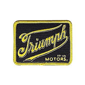 Triumph Vintage Logo Iron-On/Sew-On Cloth Patch