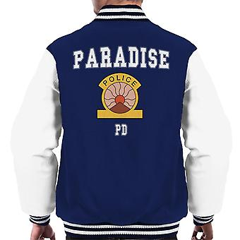 Paradise PD Casual Men's Varsity Jacket
