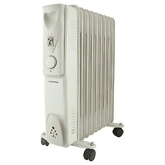 Lloytron F2603GR Staywarm 2000w 9 Fin Oil Radiator