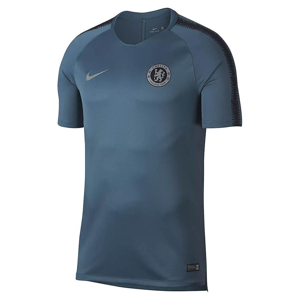 2018-2019 Chelsea Nike Training Shirt (Teal) - Kids