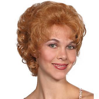 أزياء المرأة القصير المجعد بريسيلا شعر مستعار
