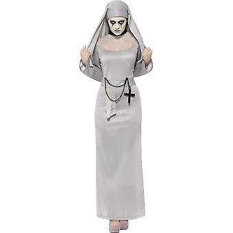 Gothic Nun Costume, UK 8-10