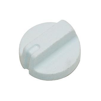 Indesit komfur kontrolknappen (hvid)