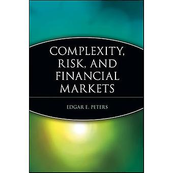 Complexity - Risk and Financial Markets by Edgar E. Peters - 97804713
