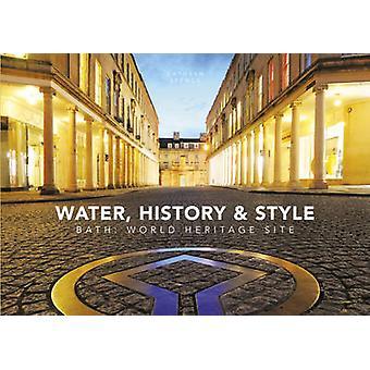 المياه-تاريخ ونمط حمام موقع التراث العالمي من سبنس كاثرين