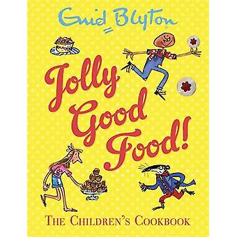 Jolly Good Food - A children's cookbook inspired by the stories of Eni