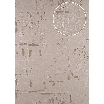Non-woven wallpaper ATLAS CLA-599-5