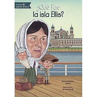 Que Fue La Isla Ellis? (What Was...)