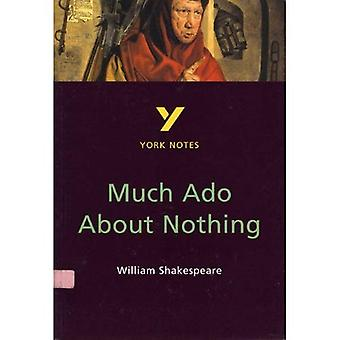 York Notes on William Shakespeare's  Much Ado About Nothing  (York Notes)