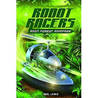 Rainforest Rampage (Robot Racers)