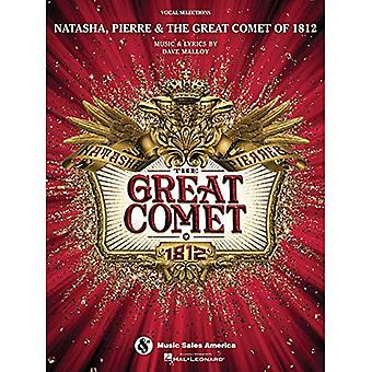 Natasha, Pierre & der große Komet von 1812: Vocal Auswahlen