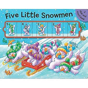Five Little Snowmen (My First)