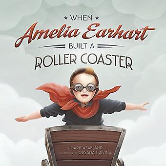 Als Amelia Earhart eine Achterbahn (Führer tun Kopfstand) gebaut
