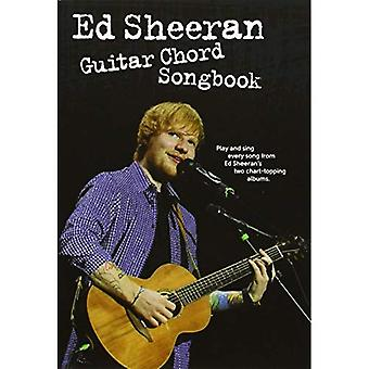 Ed Sheeran: Guitar Chord Songbook