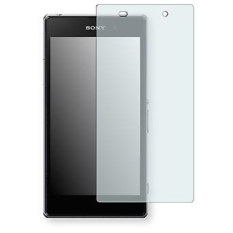 Sony Xperia Z1 display protector - Golebo crystal clear protection film