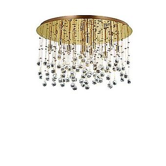 Ideal Lux - Moonlight Large Gold Pendant IDL082783