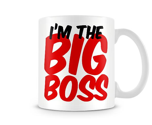 I'm The Big Boss Mug