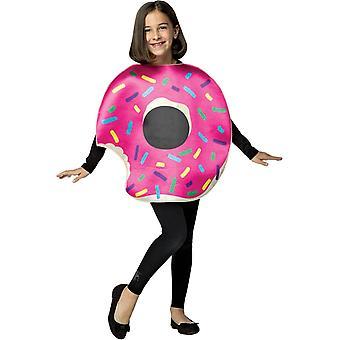 Strawberry ringdiagram barn kostym