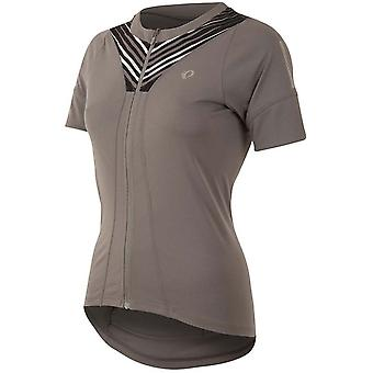 Pearl Izumi Smoked Pearl Whirl Select Pursuit Womens Short Sleeved Cycling Jerse