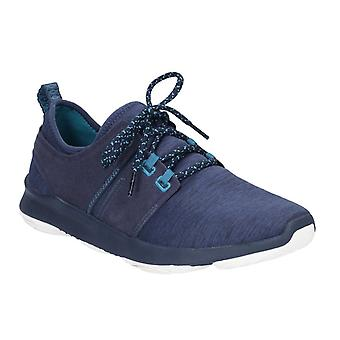 Hush Puppies Mens Geo Lace Up Trainers